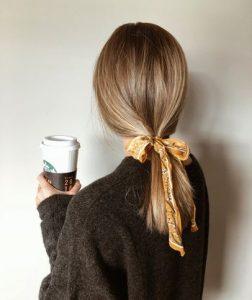 いつまでも美しい髪